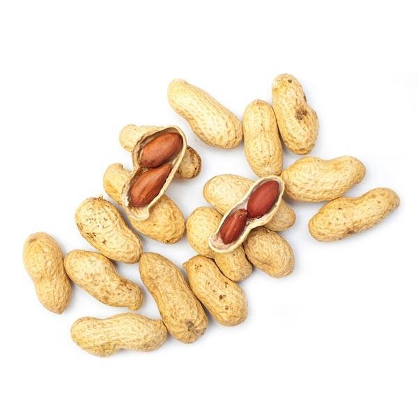 amendoim torrado casca