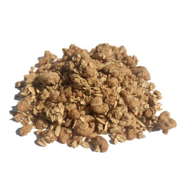 granola flocos aveia