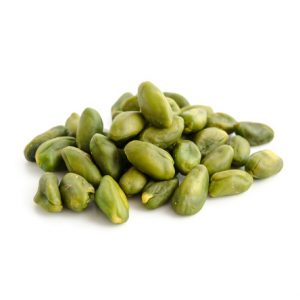 Miolo de pistacho sem pele